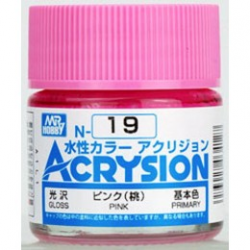 Acrysion N19 - Pink (Gloss/Primary)