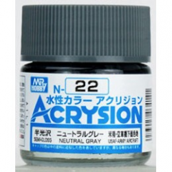 Acrysion N22 - Neutral Gray (USAF-Army/Aircraft)