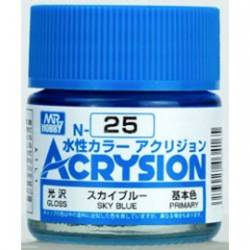 Acrysion N25 - Sky Blue (Gloss/Primary)