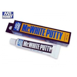Mr. White Putty