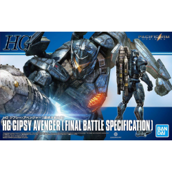 Pacific Rim - HG Gipsy Avenger (Final Battle Specifications)