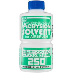 Acrysion Solvent for Airbrush - 250ml