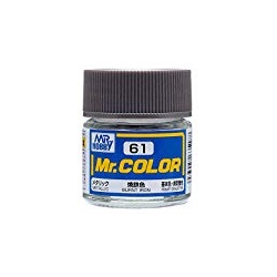 Mr. Color 61 - Burnt Iron (Metallic/Primary Car) (C61)