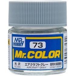 Mr. Color 73 - Aircraft Gray (Gloss/Aircraft) (C73)
