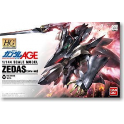 HG Gundam ZEDAS 1/144