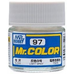 Mr. Color 97 - Light Gray (Gloss/Primary) (C97)