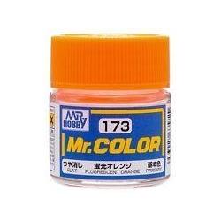 Mr. Color 173 - Fluorescent Orange (Gloss/Primary) (C173)