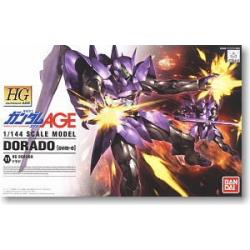 HG Gundam DORADO 1/144