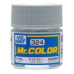 Mr. Color 324 Light Gray (Flat/Aircraft) (C324)
