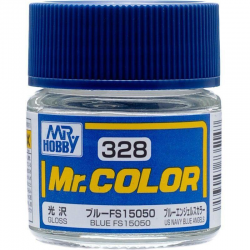 Mr. Color 328 - Blue FS15050 (Gloss/Aircraft) (C328)