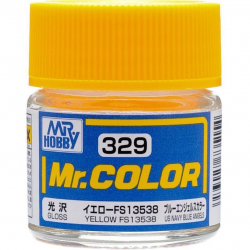 Mr. Color 329 - Yellow FS13538 (Gloss/Aircraft) (C329)