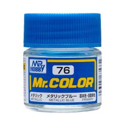 Mr. Color 76 - Metallic Blue (Metallic/Primary Car) (C76)