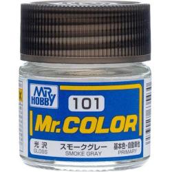 Mr. Color 101 - Smoke Gray (Gloss/Primary Car) (C101)