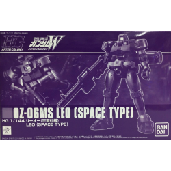 HG OZ-06MS LEO (SPACE TYPE)