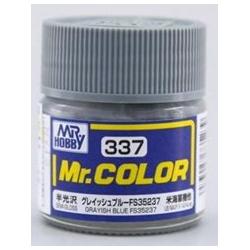 Mr. Color 337 - Grayish Blue FS35237 (Semi-Gloss/Aircraft) (C337)