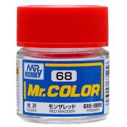 Mr. Color 68 - Red Madder (Gloss/Primary Car) (C68)