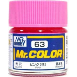Mr. Color 63 - Pink (Gloss/Primary) (C63)