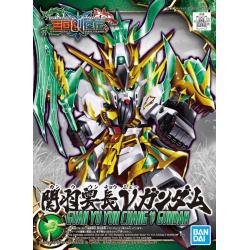 SD SANGOKU SOKETSUDEN - Gvan Yu Yun Chang V Gundam (02)