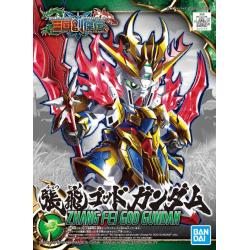 SD SANGOKU SOKETSUDEN - Zhang FEI GOD Gundam (03)