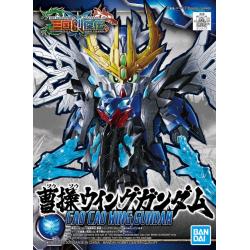 SD SANGOKU SOKETSUDEN - CAO CAO Wing Gundam (04)
