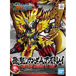 SD SANGOKU SOKETSUDEN - SUN JIAN Gundam Astray (05)