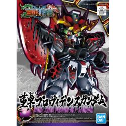 SD SANGOKU SOKETSUDEN - Dong Zhuo Providence Gundam (06)
