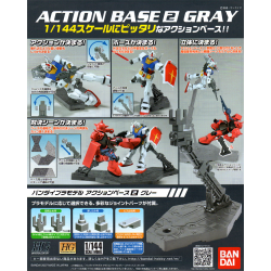 Action Base 1/144 - Gray