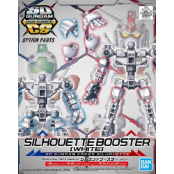 SD CS - Silhouette Booster (White) (OP-03)