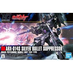 HG UC Silver Bullet Suppressor (225)