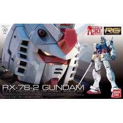 RG RX-78-2 Gundam 1/144 Scale