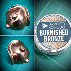 Burnished Bronze