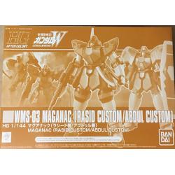 HG WMS-03 MAGANAC (RASID CUSTOM / ABDUL CUSTOM)