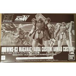 HG WMS-03 MAGANAC (AUDA CUSTOM / AHMAD CUSTOM)