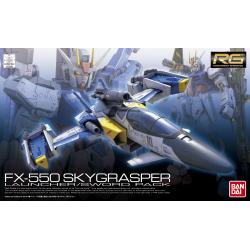 RG Skygrasper Launcher / Sword Pack FX550