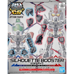 SD CS - Silhouette Booster (Gray) (OP-04)