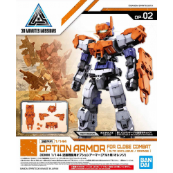 30MM - Option Armor for Close Combat (ALTO Exclusive / Orange) (OP-02)