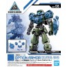 30MM - Option Armor for Special Squad (PORTANOVA Exclusive / Light Blue) (OP-08)