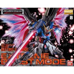 MG Destiny Gundam Extreme Burst Mode 1/100
