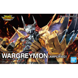 Figure-rise Standard - WarGreymon (Amplified)