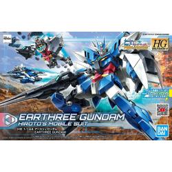 HG BD:R Earthree Gundam (00)