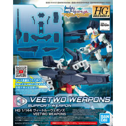 HG BD:R Veetwo Weapons (002)