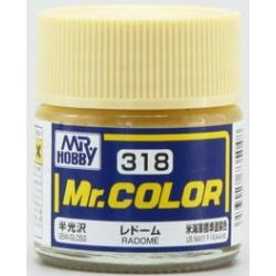 Mr. Color 318 - Radome (Semi-Gloss/Aircraft) (C318)