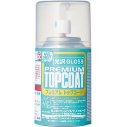 Mr. Hobby Premium TOP COAT (Gloss) (B601)