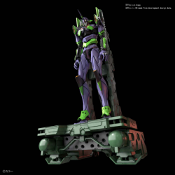 RG EVANGELION UNIT-01 + DX TRANSPORT PLATFORM SET PREORDER