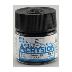 Acrysion N2 - Black (Gloss/Primary) (N2)