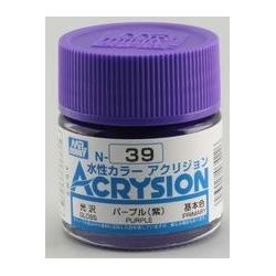 Acrysion N39 - Purple (Gloss/Primary) (N39)