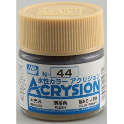Acrysion N44 - Flesh (Semi-Gloss/Primary) (N44)