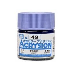 Acrysion N49 - Violet (Gloss/Primary) (N49)