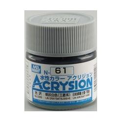 Acrysion N61 - IJN Gray (Gloss/Aircraft) (N61)