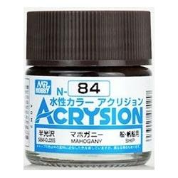 Acrysion N84 - Mahogany (Ship) (N84)